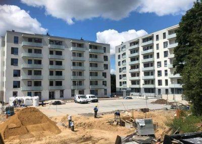 Budynki mieszkalne Olsztyn