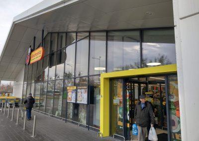 Market Biedronka w Płocku